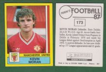 Manchester United Kevin Moran Eire 173